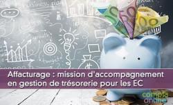 Affacturage : mission d'accompagnement en gestion de trésorerie pour les experts-comptables