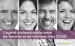 L'égalité professionnelle entre les femmes et les hommes chez CEGID