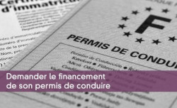 Financement de son permis de conduire