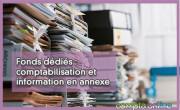 Fonds dédiés : comptabilisation et information en annexe