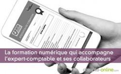 La formation numérique qui accompagne  l'expert-comptable et ses collaborateurs