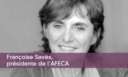 Françoise Savès, présidente de l'AFECA