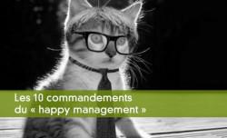 Les 10 commandements du bonheur en entreprise