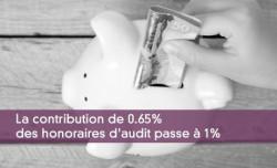 Honoraires d'audit 2017