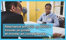 Alternance en DCG ou DSCG : trouver un poste et monter en compétences