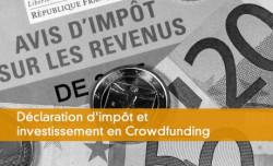 Déclaration impôt et crowdfunding