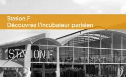 Station F : découvrez l'incubateur parisien