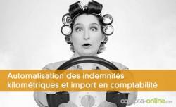 Automatisation des indemnités kilométriques et import en comptabilité