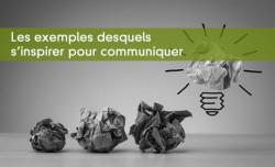 Les exemples inspirants pour communiquer