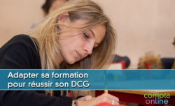 Adapter sa formation pour réussir son DCG