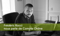 Frédéric Rocci fondateur de Compta Online