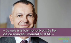 Interview de l'ancien président de la CNCC, membre du board de l'IFAC