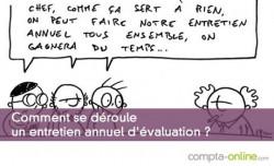 Comment se déroule un entretien annuel d'évaluation ?