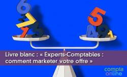 Livre blanc : « Experts-Comptables : comment marketer votre offre »