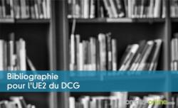 Bibliographie pour l'UE2 du DCG
