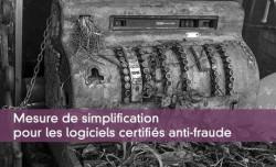 Mesure de simplification pour les logiciels certifiés anti-fraude
