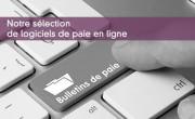 Notre sélection de logiciels de paie en ligne