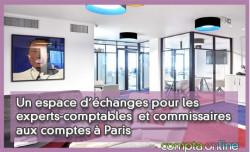 Un espace d'échanges pour les experts-comptables  et commissaires aux comptes à Paris