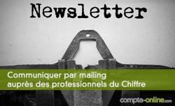 Communiquer par mailing auprès des professionnels du Chiffre