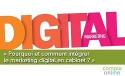 Alexandre Hini : « Pourquoi et comment intégrer le marketing digital en cabinet ? »