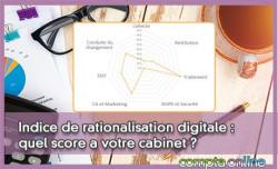 Indice de rationalisation digitale : quel score a votre cabinet ?