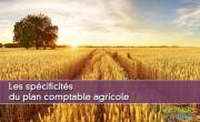 Les spécificités du plan comptable agricole