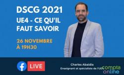 DSCG UE4 2021