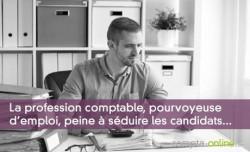 La profession comptable , pourvoyeuse d'emploi, peine à séduire les candidats...