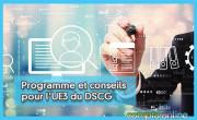 Programme et bibliographie de l'UE3 du DSCG