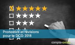 Pronostics et révisions pour le DCG 2018