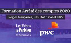 ArreteDesComptes : Règles françaises, résultat fiscal et IFRS