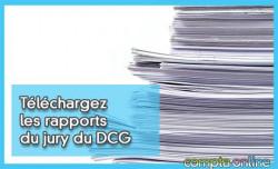 Les rapports du jury du DCG : une mine d'informations