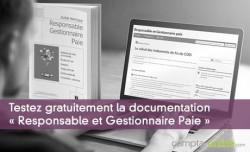 Testez la documentation « Responsable et Gestionnaire Paie » gratuitement