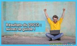 Résultats du DSCG : suivez le guide !