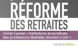 Lionel Canesi « Institutions et syndicats des professions libérales doivent s'unir »