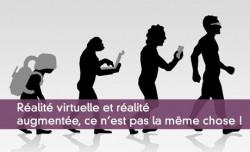 Différence entre réalité virtuelle et réalité augmentée