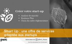 Smart Up : une offre de services adaptée aux startups