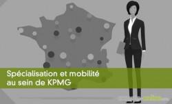 Spécialisation et mobilité au sein de KPMG