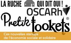 Startups de l'économie sociale et solidaire