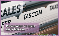 Présentation et calcul de la TaSCom