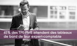65% des TPE-PME attendent des tableaux de bord de leur expert-comptable