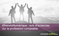 #TransfoNumérique : avis d'éclaircies sur la profession comptable