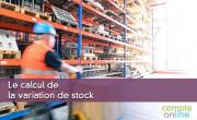 La variation de stock
