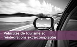 Véhicules de tourisme et réintégrations extra-comptables