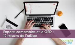 Experts-comptables et la GED : 10 raisons de l'utiliser