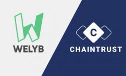 Welyb et Chaintrust deviennent partenaires