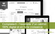 Comptatech : l'exemple d'un cabinet 100% digital et en forte croissance