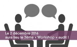 2 décembre 2016 : rencontre commissaires aux comptes / enseignants