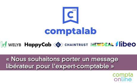 « Avec ComptaLab, nous souhaitons porter un message libérateur pour l'expert-comptable »