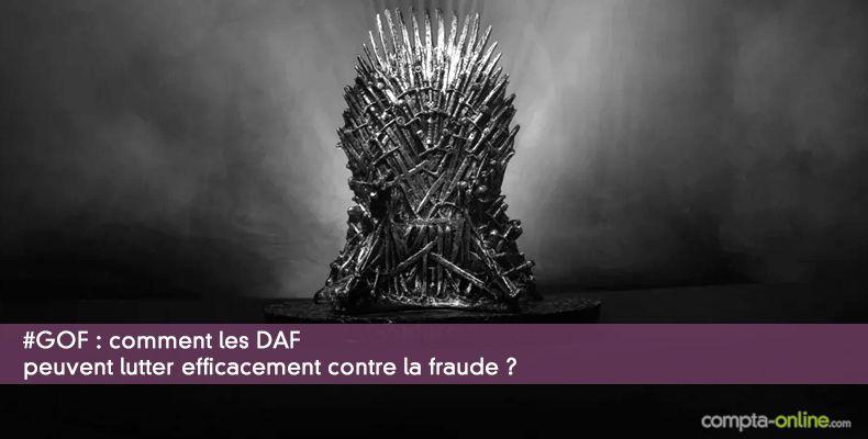Comment les DAF peuvent lutter efficacement contre la fraude ?